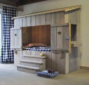 Παιδικό κρεβάτι σπίτι